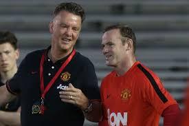 Van Gaal: Rooney won't walk back into Manchester United starting XI