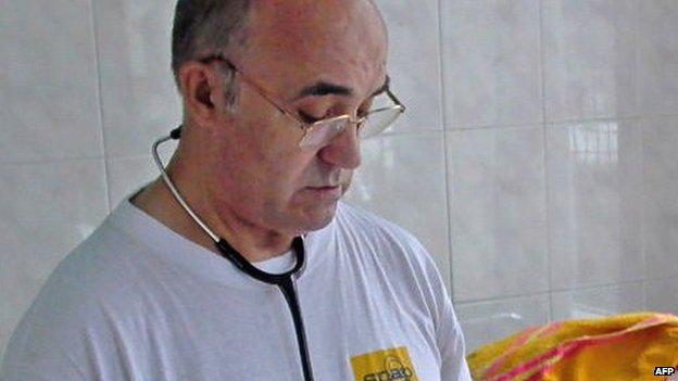 Ebola outbreak: Spain investigates new case