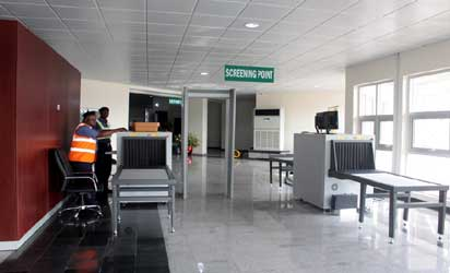 New Kano airport terminal achieves 35% completion