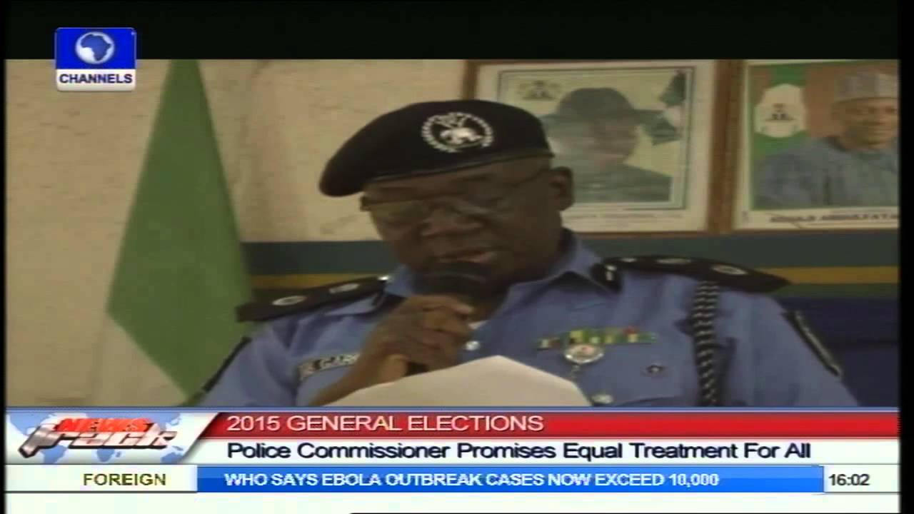 2015 Elections: Kwara Police Warn Against Electoral Malpractice