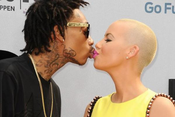 Nick Cannon, Amber Rose in secret hook up so divorces with Mariah Carey, don't get messy