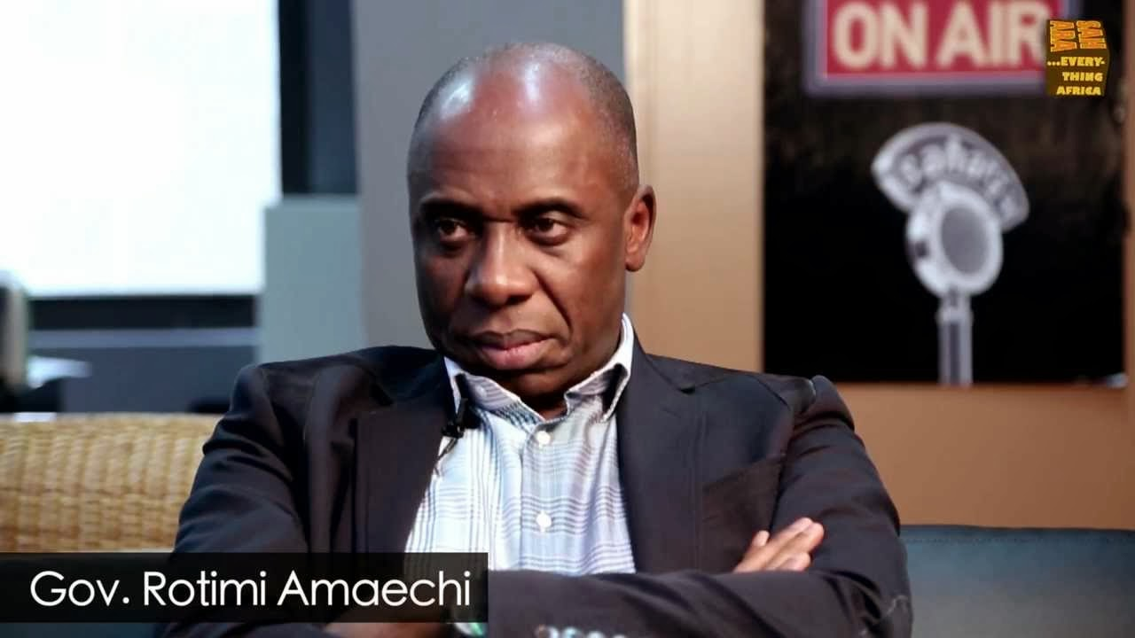 I did not ask Amaechi for Rivers' money -Patience Jonathan