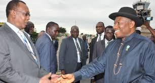Again, Jonathan meets Chadian leader over Boko Haram
