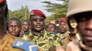 Another military officer announces self as Burkina Faso's Head of State