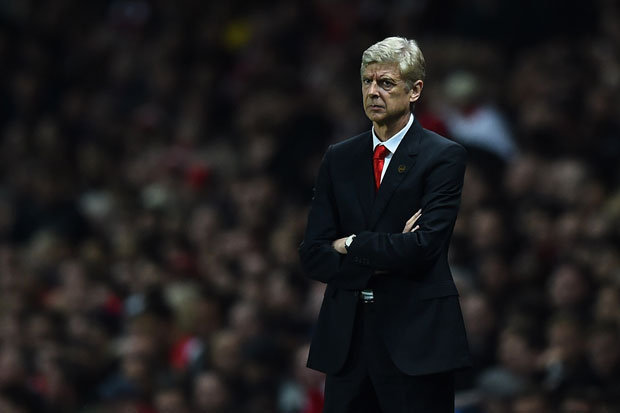 Arsene Wenger in crisis talks with chief executive Ivan Gazidis