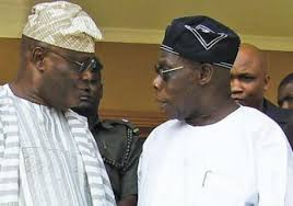 Obasanjo endorses Atiku, says the PDP candidate ' has the capacity to perform better than' Buhari
