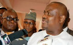 Khana people defy rain, declare support for Barrister Wike
