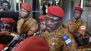 Burkinabe army sets leadership deadline for opposition