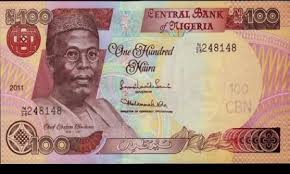 Jonathan unveils N100 commemorative notes