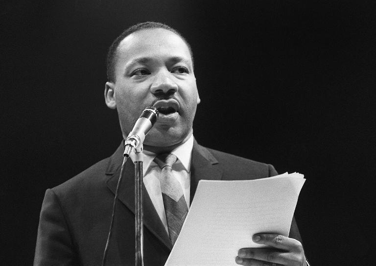 Outrage over newly discovered  FBI letter to Martin  Luther King