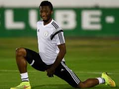 Mikel certified fit to start against Congo