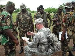 Military Takes On Boko Haram In Chibok
