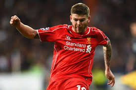 Moreno aims at scoring goals for Liverpool
