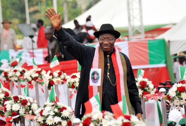 Jonathan is divine project: Nigerians in UK