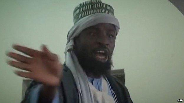 Boko Haram war has just begun:  Shekau