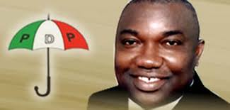 Enugu guber: I am the only candidate: Right of reply