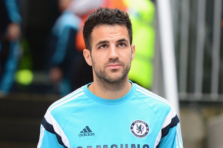 Cesc Fabregas: I'm playing the best football of my life at Chelsea