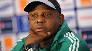 Keshi insists he is still right man for Super Eagles job