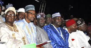 APC VP candidate: Tinubu may present self as  Buhari concede voice of slot to him