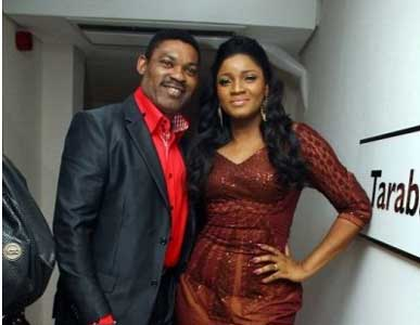 The Omotola interview: Putting the record straight….My wife is no flirt —Ekeinde, Omotola's husband