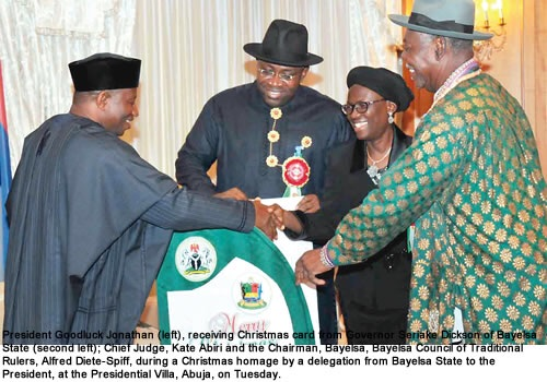 Jonathan: Nigerians will appreciate me more after my tenure