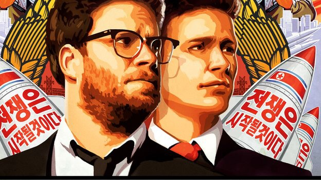 The Interview: Cinemas showing film 'risk cyber attacks'