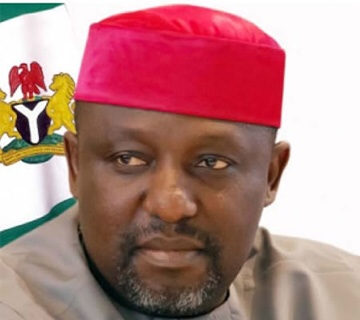 Rochas picks Imo governorship ticket after failing APC presidential bid