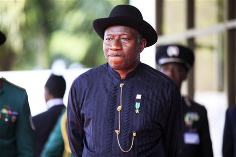 President Jonathan paid N6.3m in taxes in three years: FIRS