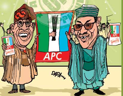 Nigerians will resist any coup staged against President Buhari: APC
