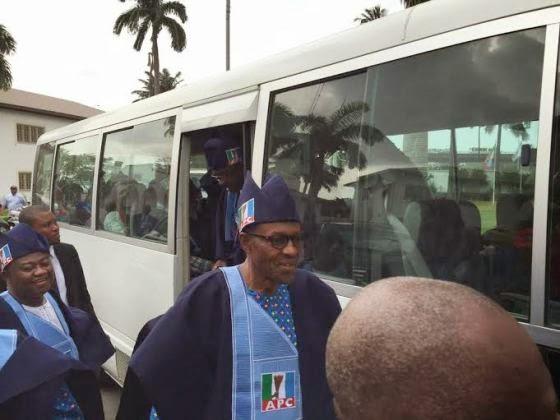 Buhari has testicular cancer: Mojekwu