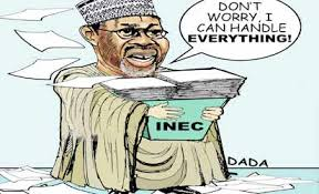 How INEC has alteady rigged 2015 presidential poll in favour of Buhari: Intersociety