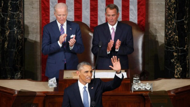 Barack Obama calls for change in State of the Union address