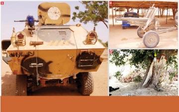 Fighter jets bomb Boko Haram locations in Monguno