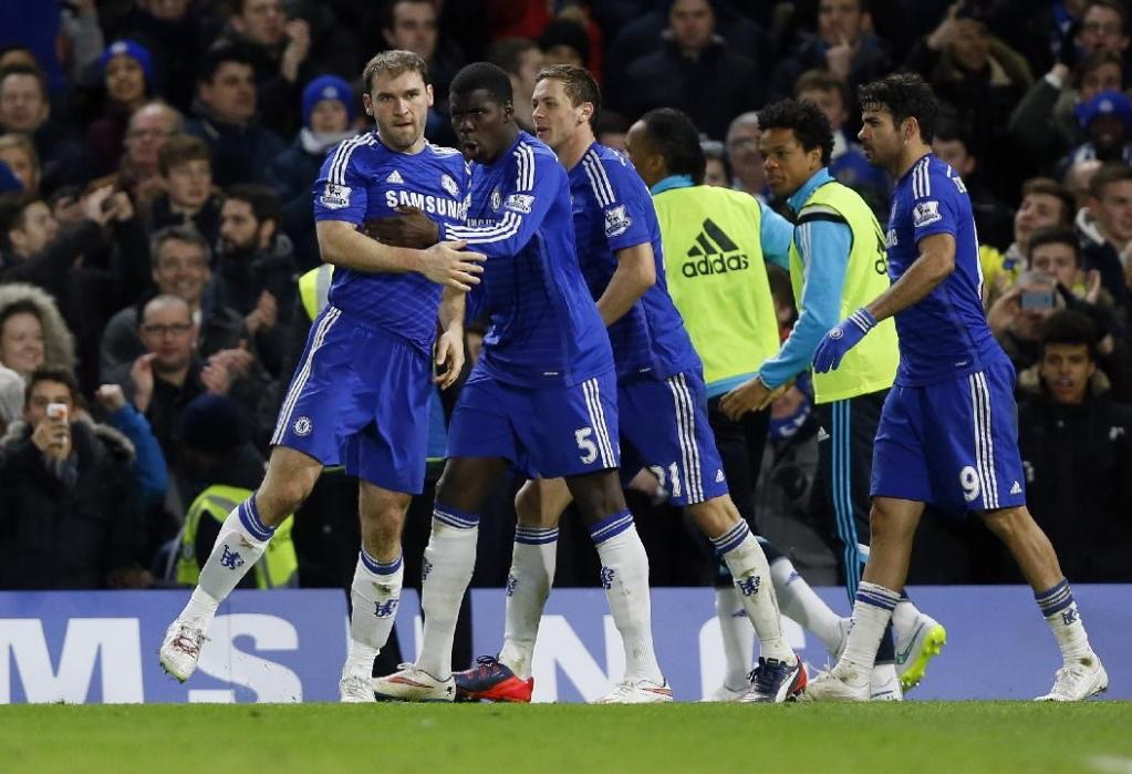 How Chelsea overcame Liverpool at extra time