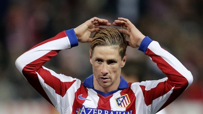 Atletico beat Madrid 2-0 in Copa on Torres  return