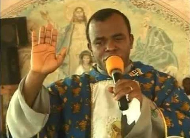 Father Ejike Mbaka's apparent contradiction