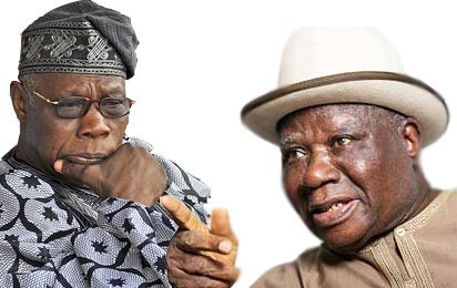 PDP should expel Obasanjo for anti-party activities: Edwin Clark