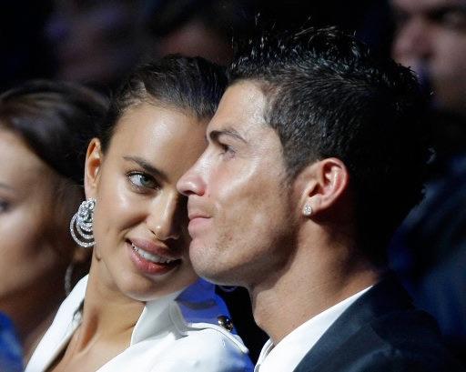 Cristiano Ronaldo break ties with Irina Shayk