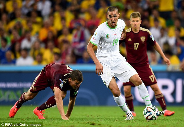 AFCON 2015: Algeria fight back to beat South Africa 2-1