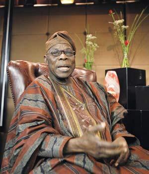Obasanjo: President Jonathan forced poll shift to ensure he wins
