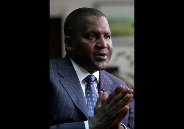 Dangote Group says refinery project within deadline