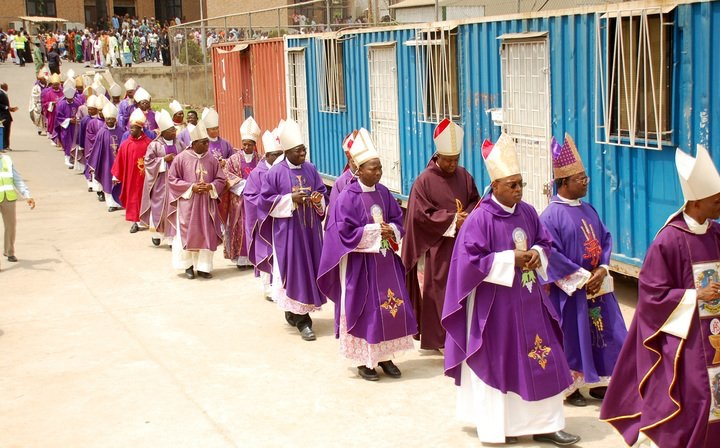 Nigerian Catholic priest jailed in Uk for sexual assault