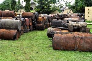 It's 60,00 barrels not 400,000 stolen daily: Gov Uduaghan