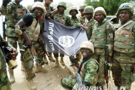 Military liberates 30 communities from Boko Haram