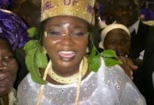 Tinubu's daughter fingered in Lagos market crisis