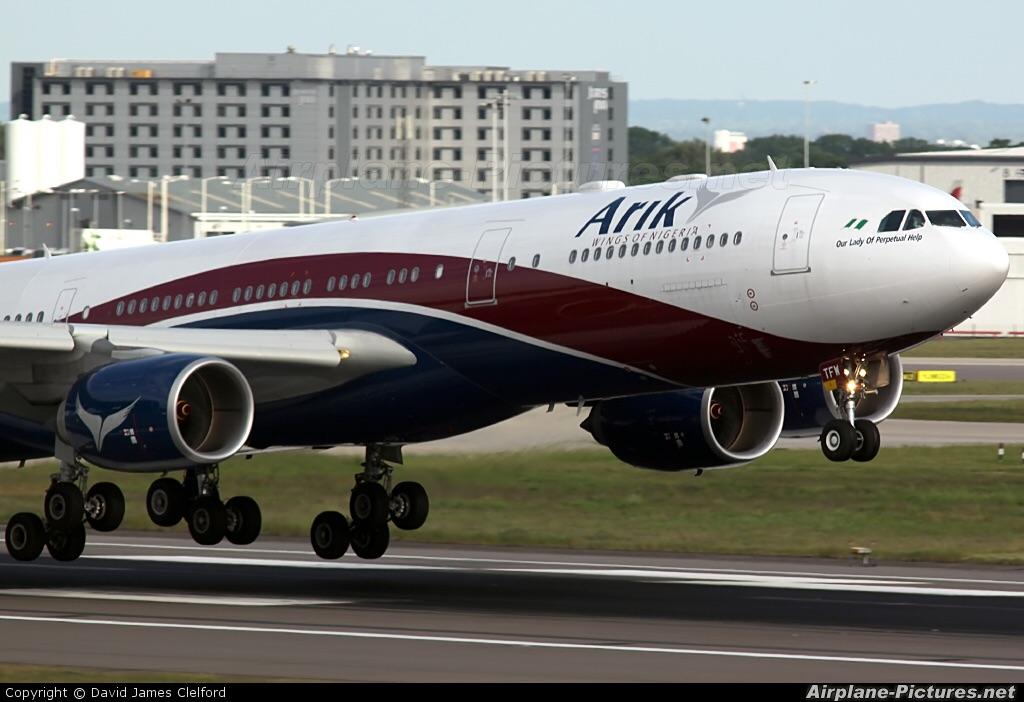 Stowaway dies in undercarriage of US-bound  Arik plane