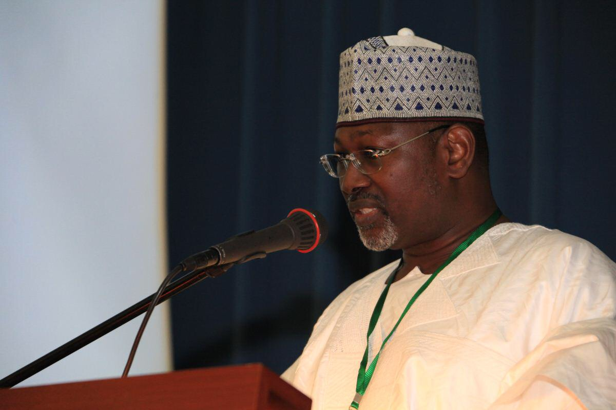It'll be a disservice to my country, if I resign now: Jega