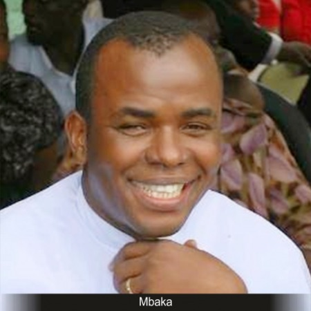 Jonathan, his wife are after me: Father Mbaka