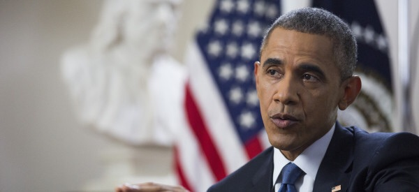 Obama to Republicans: 'You don't hold Attorney General nominees hostage'