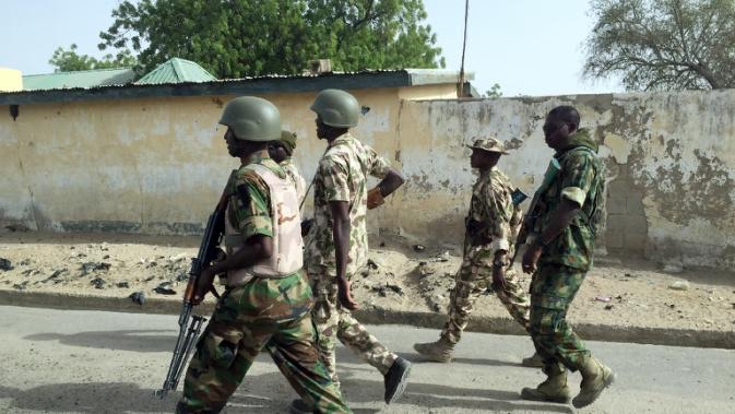 Boko Haram: Soldiers uncover mass grave with many dead bodies at Damasak